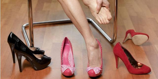 vesciche piedi