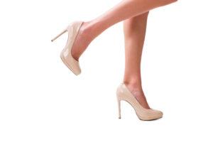 Scarpe estive da donna tacco alto